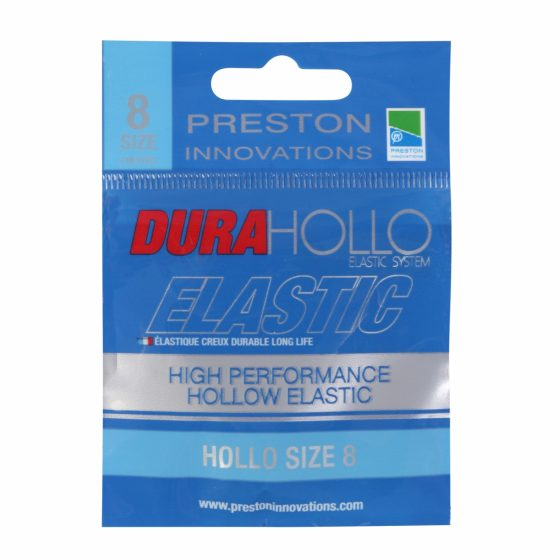 DURA HOLLO ELASTIC - SIZE 8 - DARK BLUE