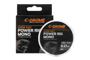PRESTON C-DROME POWER RIG MONO 0.24mm – 150m