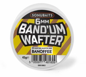 Band'um Wafters – Banoffee 6mm