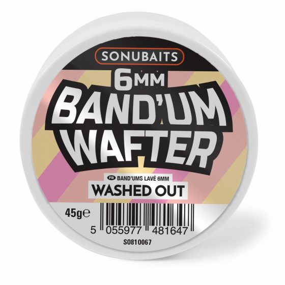 Band'um Wafters - Washed Out 6mm