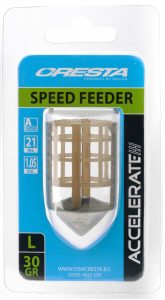 CRESTA ACCELERATE SPEED FEEDER LARGE 30G