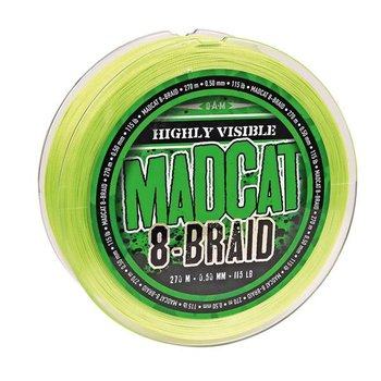 Madcat 8 Braid 270m 0.60mm