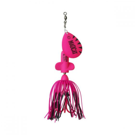 Madcat A-static screaming spinner 65gr 3/0 Fluo Pink UV