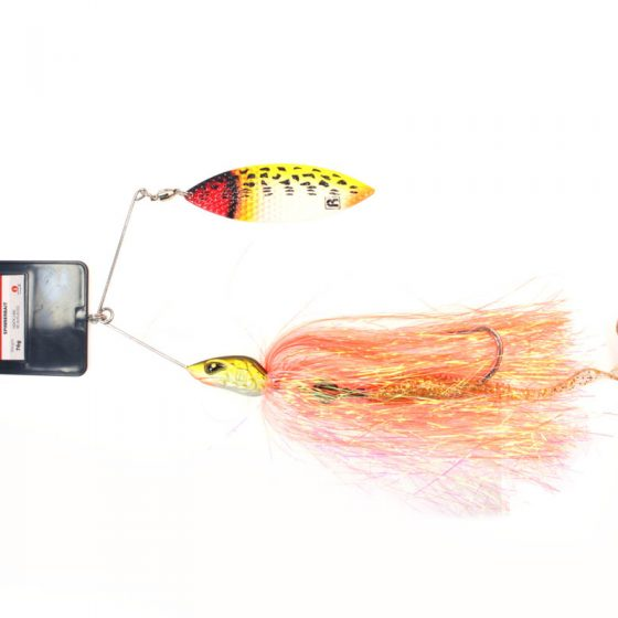 Rozemeijer Dr. Bait 76gr Speckled Red Head