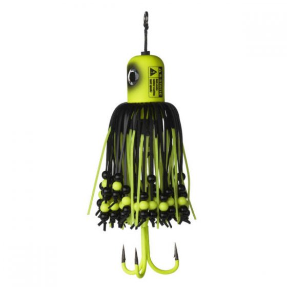 Madcat A-static clonk teaser 16cm 2/0 100gr Fluo Yellow UV