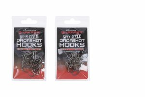 KORUM SNAPPER DROP SHOT HOOKS SIZE 2