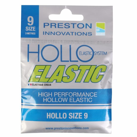 HOLLO ELASTIC - SIZE 9h - LIGHT BLUE