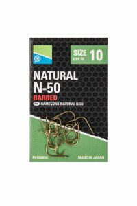 NATURAL N-50 SIZE 8