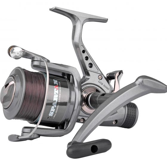 SPRO SPARTAN 5000LCS REEL SPOOLED 0.35MM