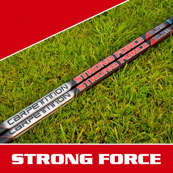 CRESTA CARPETITION STRONG FORCE TOP 3 KIT