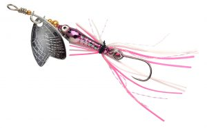 SPRO LARVA MAYFLY SP. SH 5CM 4GR RB. TROUT