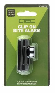 C-TEC CLIP ON BITE ALARM