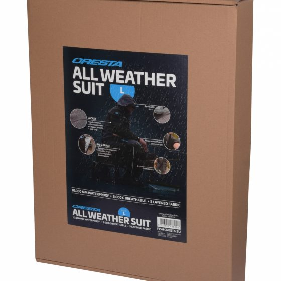 All Weather suit #L