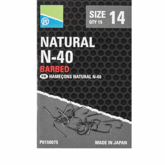 NATURAL N-40 SIZE 18