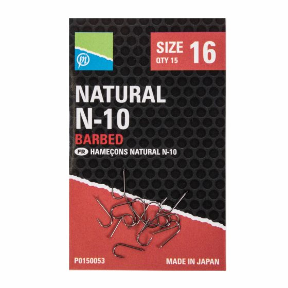 NATURAL N-10 SIZE 12