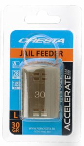 ACCELERATE JAIL FEEDER LARGE 30G
