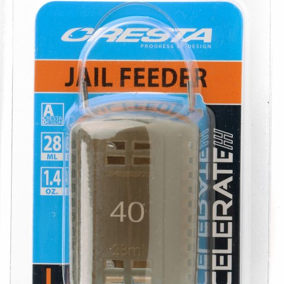 ACCELERATE JAIL FEEDER LARGE 40G