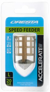 ACCELERATE SPEED FEEDER LARGE 20G