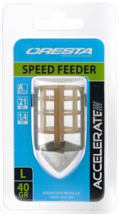 ACCELERATE SPEED FEEDER LARGE 40G