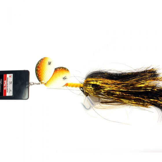 Rozemeijer Dr. Flash #7 Speckled Hot Pike