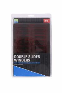DOUBLE SLIDER WINDERS 18cm IN A BOX