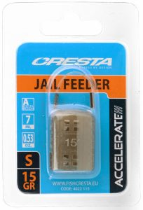 ACCELERATE JAIL FEEDER SMALL 15G