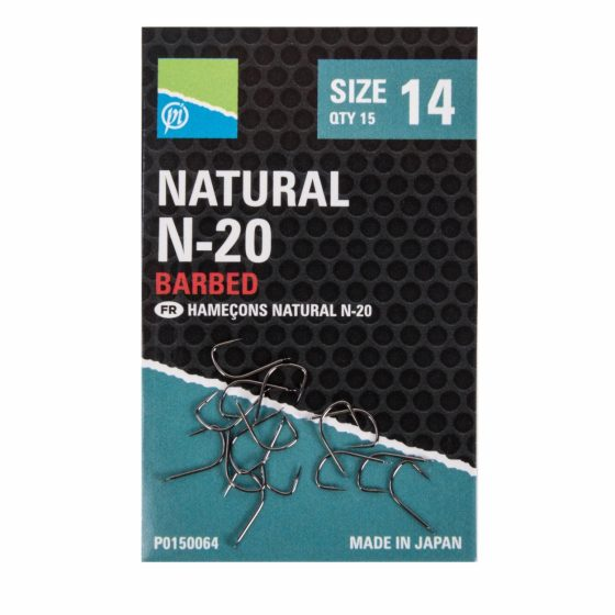NATURAL N-20 SIZE 18